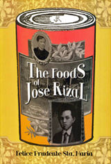 the food of jose rizal