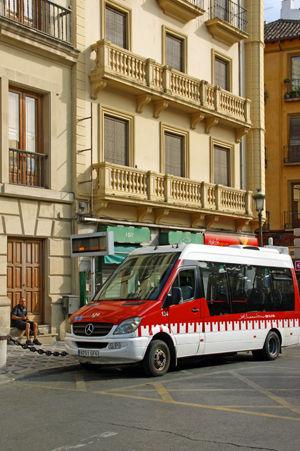 alhambra bus