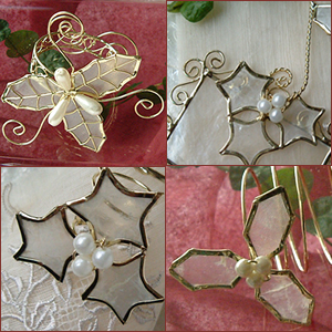 capiz xmas ornament3