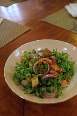 Sigarillas Salad
