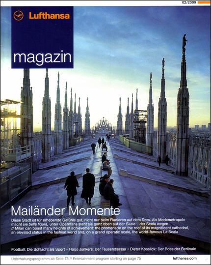 LH magazine
