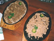 PORK & TUNA SISIG