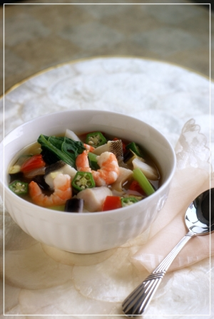 sinigang my version