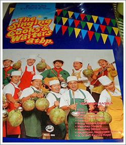 singing cook 1