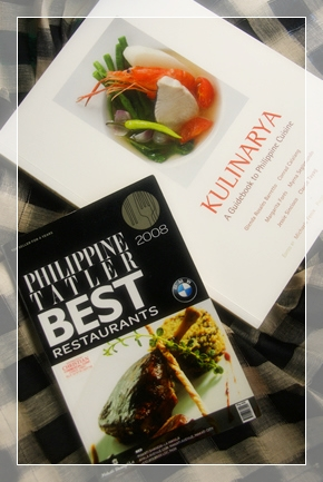 book restaurant kulinarya