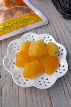 dried pineapple 2