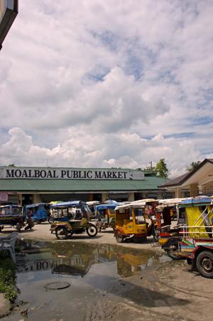moalboal market 3