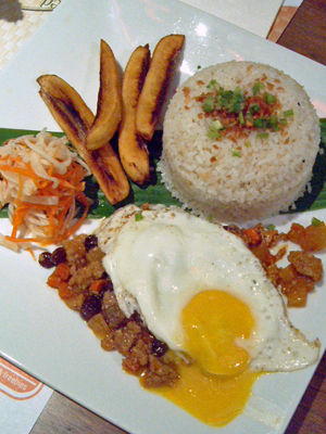 arroz  a la cubana 6