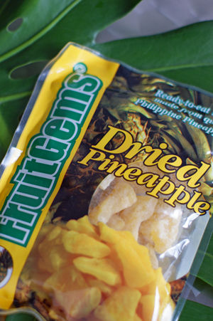 dried pineapple 5