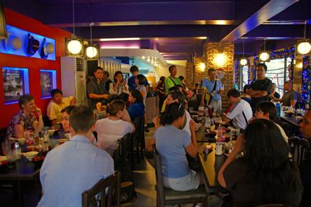 Cafe Mezzanine 5