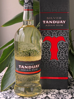 tanduay silver rum 2