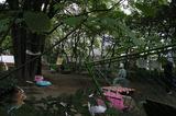 強制排除・封鎖された宮下公園(明治通り側