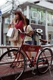 自転車のある風景・裏原宿0908