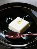 今日のお菓子:嶺岡豆腐
