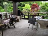 プレオープン日の神谷町オープンテラス