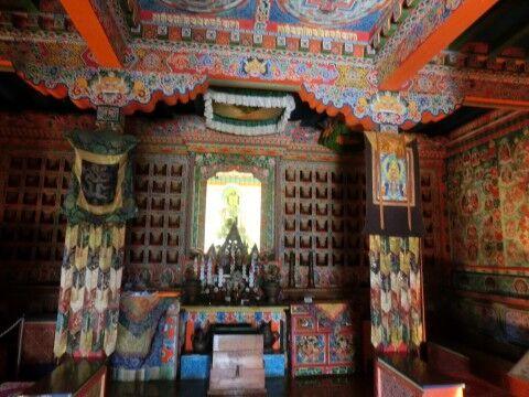 ネパール内部
