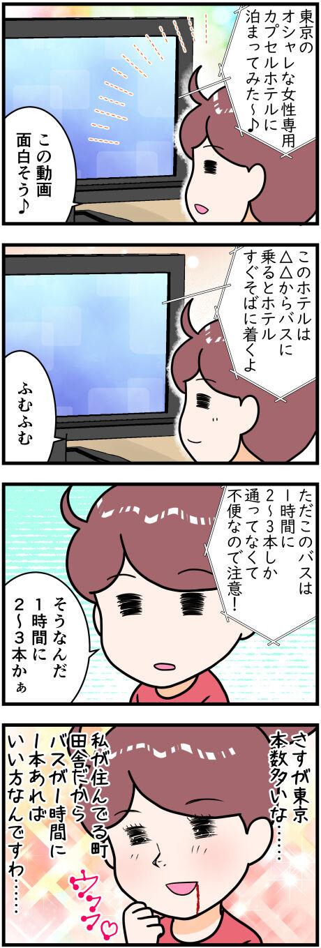 東京の交通事情完成
