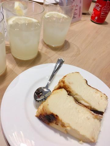 サンセバスチャン チーズケーキ La Vina