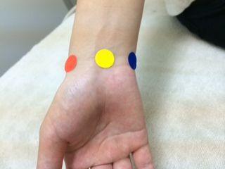 手首 動脈