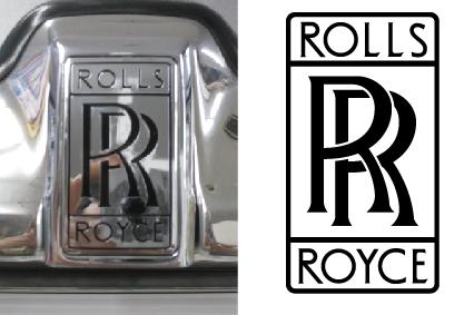 イギリスの高級車『ロールスロイス・シルバーセラフ』来店