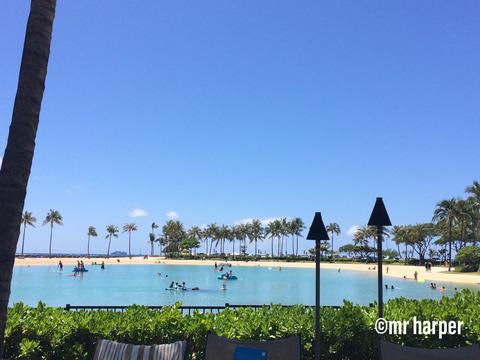 Hawaii Hilton lagoon1