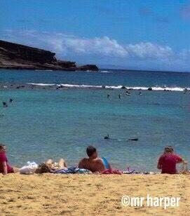 ハワイ ハナウマ湾5