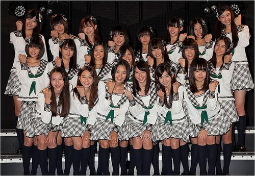 HKT48 初日