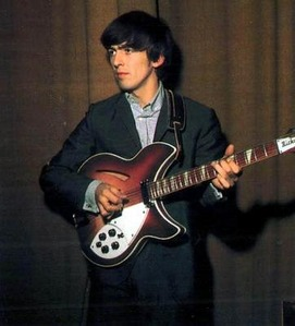 George Harrison Rickenbacker360-12 11