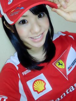 梅本まどか Ferrari 2