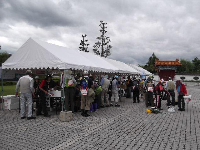 2012-未来-燕趙園に到着。20kmコースのゴール