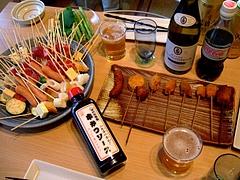 串カツディナー