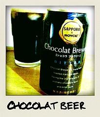 Chocolat brewery ♪