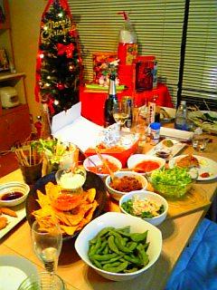 2007クリスマスディナー
