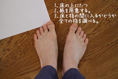 NHKガッテン ヒザ痛 腰痛 浮き足 調べ方