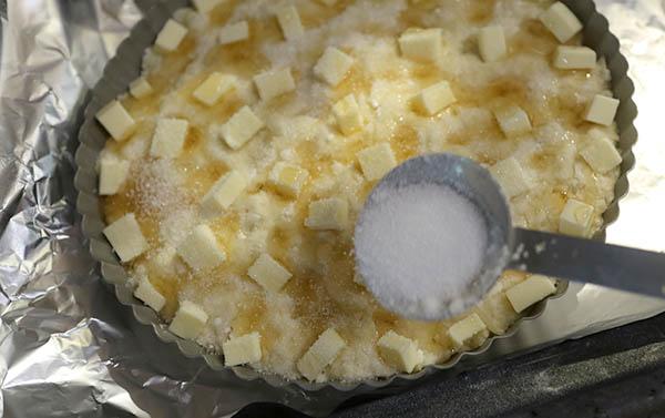 栗原はるみ はちのすケーキ 簡単ケーキの作り方 5