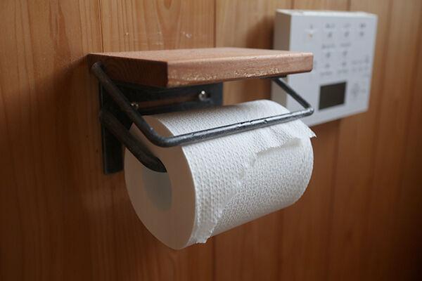 コロナウイルス トイレ ペーパー