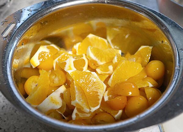 金柑 せとか 柑橘ジャム 作り方