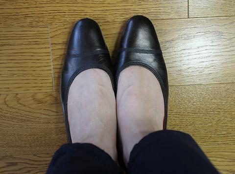 靴 試し履き 注意点