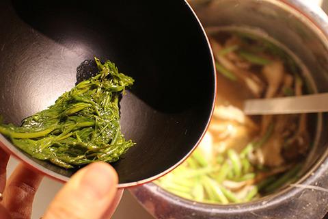 アカモク ナガモ 海藻 花粉症改善 味噌汁