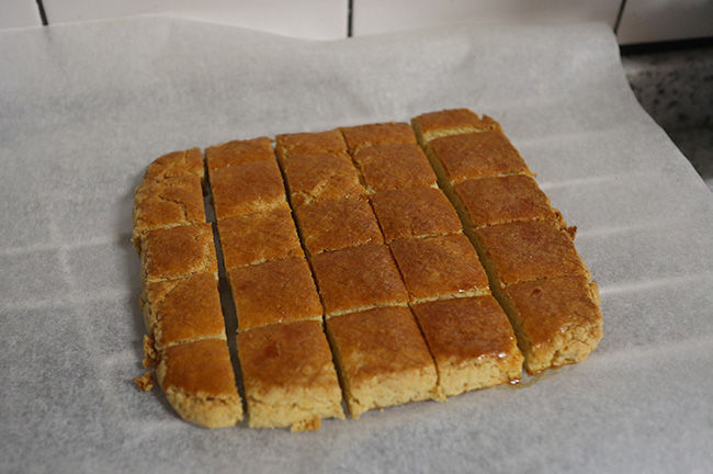 アーモンドプードル バタークッキー ガレット
