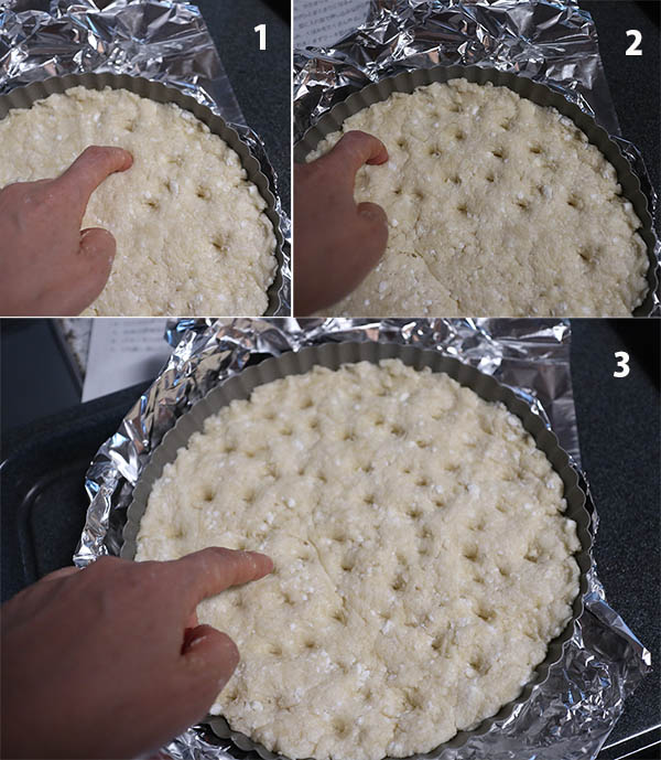 栗原はるみ はちのすケーキ 簡単ケーキの作り方 4