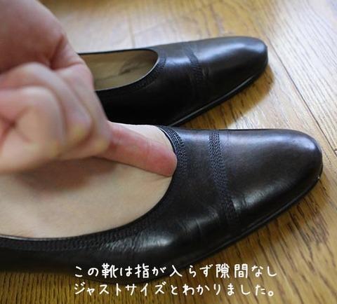 正しい靴幅の調べ方 NHKあさイチ