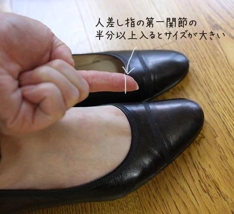 正しい靴幅の調べ方2 NHKあさイチ