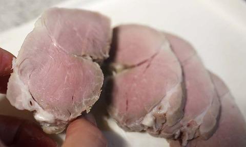 豚モモハム 手作りレシピ NHK今日の料理 1