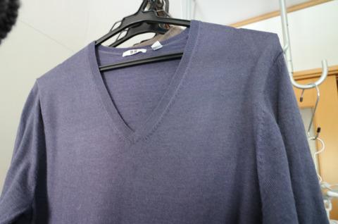 セーター 自宅で洗濯 ちぢまない方法 アイロン 1