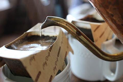一杯用ドリップ珈琲 フィルター通販 口コミ体験談ブログ 2