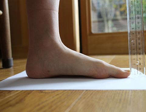 NHKあさイチ 足の測定 正しいt靴サイズの調べ方