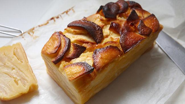 簡単 りんごケーキ まぜるだけ レシピ