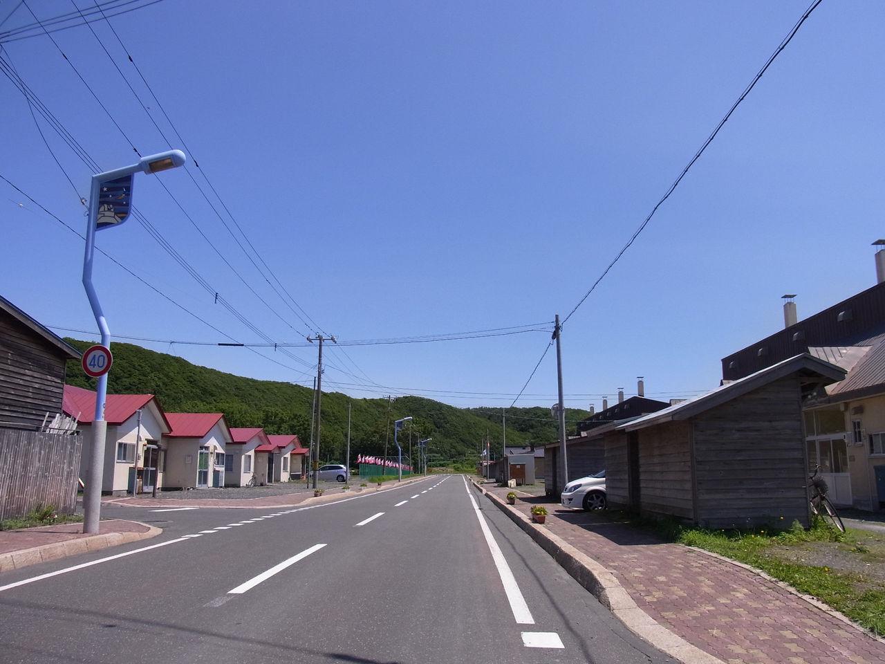 オロロンライン攻略3日目 初山別~遠別 : haruboubouのブログ