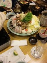 091114_夕食フグなべ